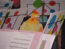 L' Orchestre à cordes des Ateliers Musicaux Nicolas Verdon, en concert le Dimanche 18 Février 2007, au Centre Culturel de Loudun dans la Vienne (86), à 55 km de Poitiers, 25 km de Chinon, 25 km de Thouars, 45 de Saumur, 50 km de Chatellerault.