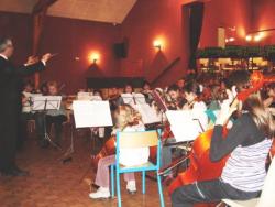 L' Orchestre à cordes des Ateliers Musicaux Nicolas Verdon, en concert le samedi 29 mars 2008, à la Maison de Loisirs des Rosiers-Sur-Loire dans le Maine-et-Loire 49, à 65 km de Poitiers, 25 km de Chinon, 25 km de Thouars, 10 de Saumur, 50 km de Chatellerault.