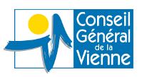 L 'Ecole de Cordes du Loudunais est soutenue par le Conseil Général du département de la Vienne